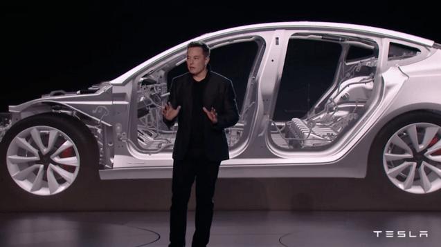 best car ever - Tesla Model 3