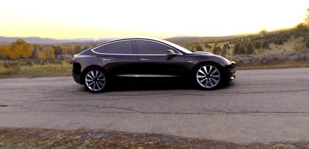 Model 3 - Tesla